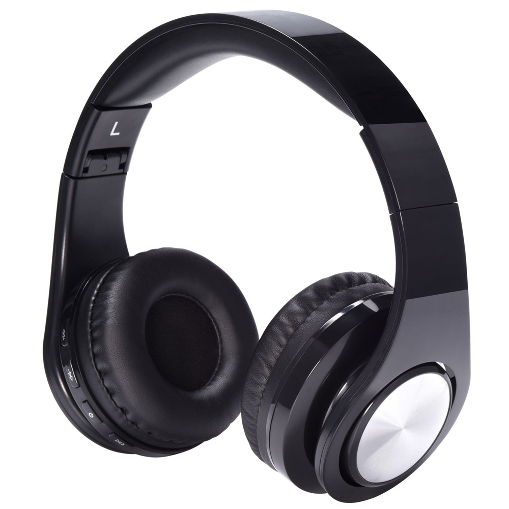 Bluetooth Active Noise Cancelling Headphone With Microphone Foldable Noise isolation Headset Netsky Earphone Auriculares