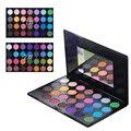 Novo Profissional de Cosméticos Da Sombra de olho Conjunto de Maquiagem 28 Full Color Eyeshadow Concealer Palette Kit Olhos make up A6