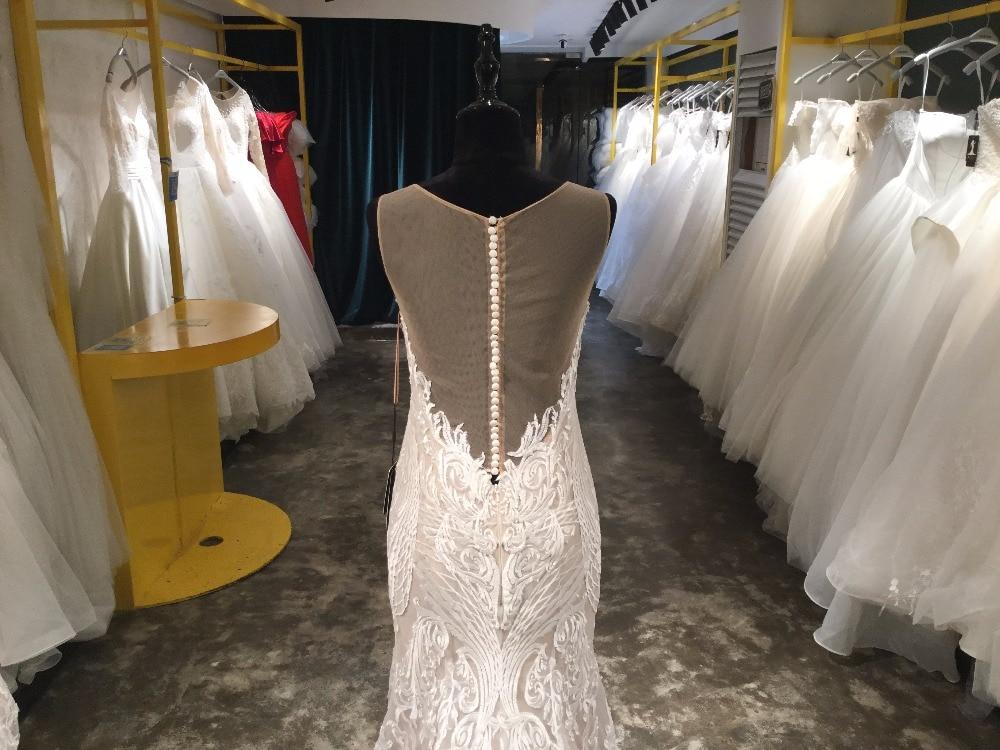 Σαουδική Αραβία Vestido De Noiva μπάλα - Γαμήλια φορέματα - Φωτογραφία 5