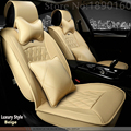 High quality Special Leather car seat covers for Infiniti All Models M35/M37/M56 supports car interior accessories for car seats