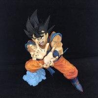 Anime Figure 18CM Dragon Ball Z Turtle Qigong Son Goku PVC Figure Collectible Model Toy Gift