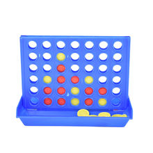 1 Set Connect 4 In A Line Board Game Children's Educational Toys