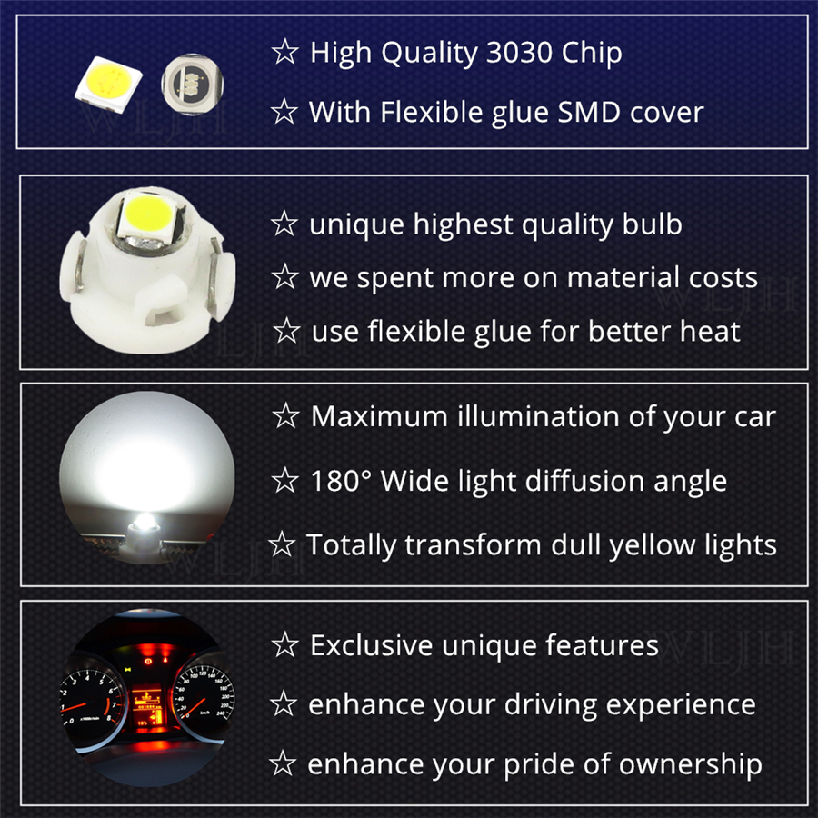 neo cunha led 3030 smd painel de