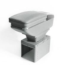 Подлокотник коробка для Nissan Kicks Автомобильная Центральная коробка для хранения с держатель стакана, пепельница подлокотник вращающийся автомобиль-Стайлинг