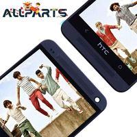 Gwarancja 4.7 ''Wyświetlacz Dla HTC ONE M7 LCD Ekran Dotykowy dla HTC ONE M7 801e Wyświetlaczem Digitizer Czarny Czerwony Złoty Niebieski srebrny