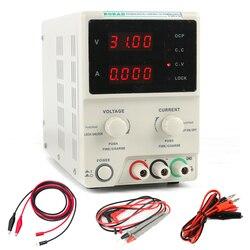 KORAD KD3005D wysokiej precyzji laboratorium cyfrowy regulowany liniowy zasilacz DC 30V 5A 0.01V 0.001A cyfrowy regulowany