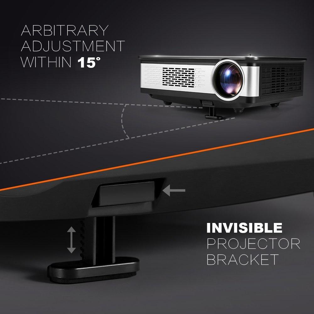 Home projector 15 adjust