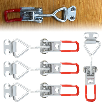 Everything Is Aircrete™ 5-Pcs Adjustable Steel Lever Clamp Latch