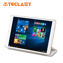 Teclast X80 Pro 8 Pulgadas Tablet Windows 10 + Android 5.1 Intel Atom X5-Z8300 Quad Core 2 + 32 GB 1920*1200 IPS OTG HDMI de la Tableta PC