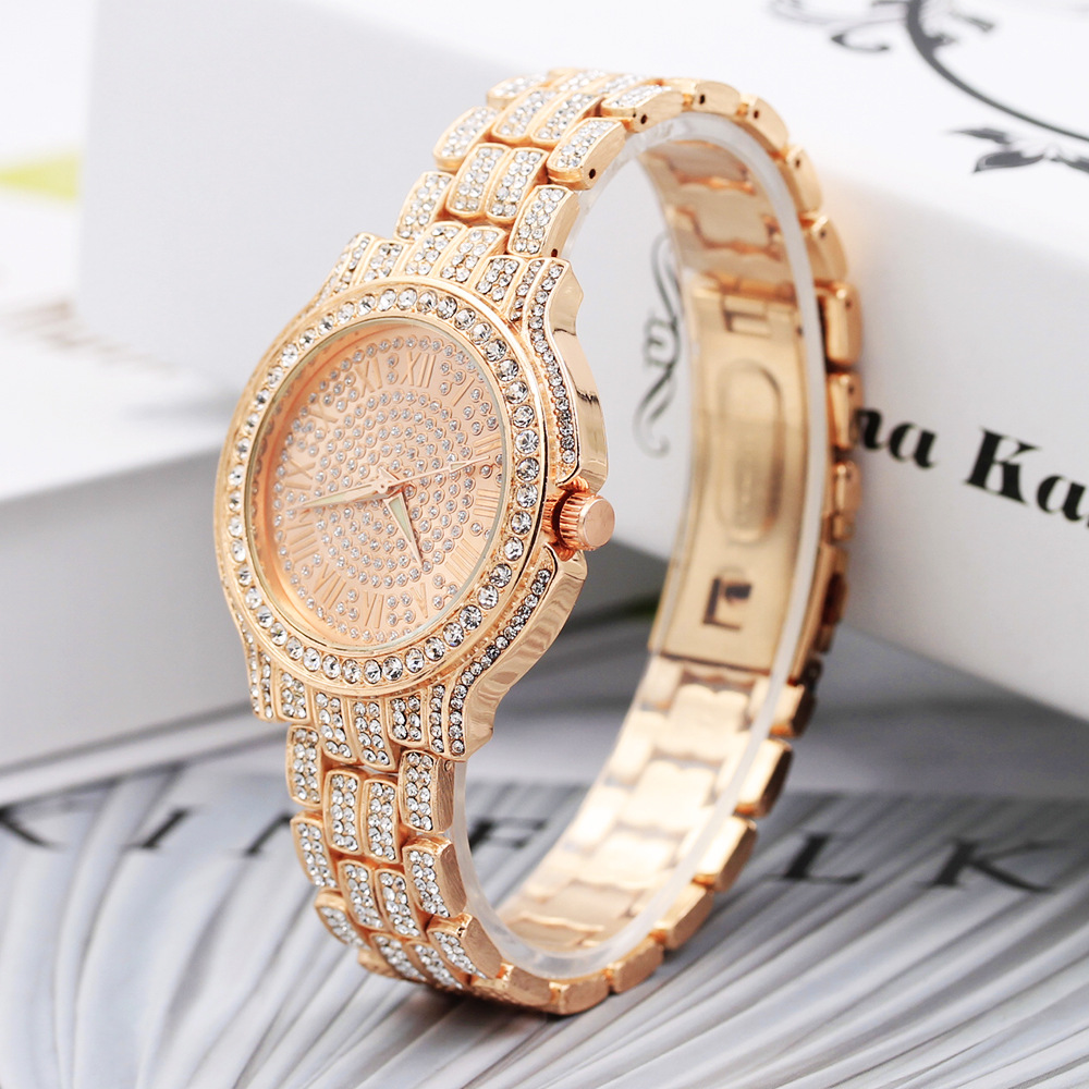 Classic Luxury Rhinestone Watch Women Watches Fashion Ladies Watch Women's Watches Clock Relogio Feminino Reloj Mujer (5)