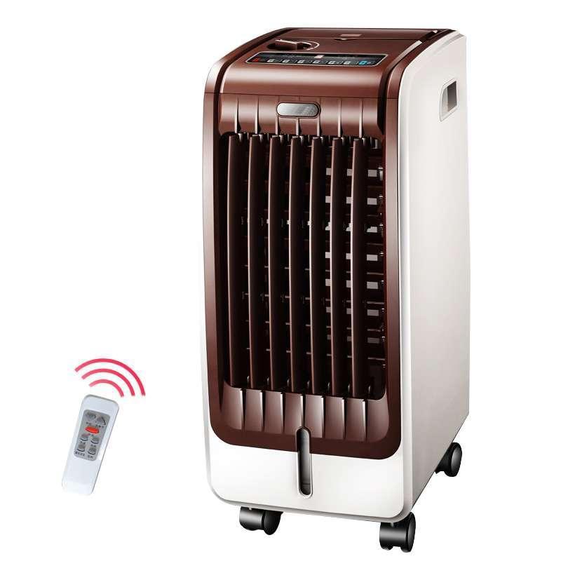 Kleine Klimaanlage Geräte Sommer Tragbare Starke Wind Klimaanlage Fan Kühler Conditioner Lüfter Eu Uns Stecker Büro Hause Fernbedienung 3 Gears