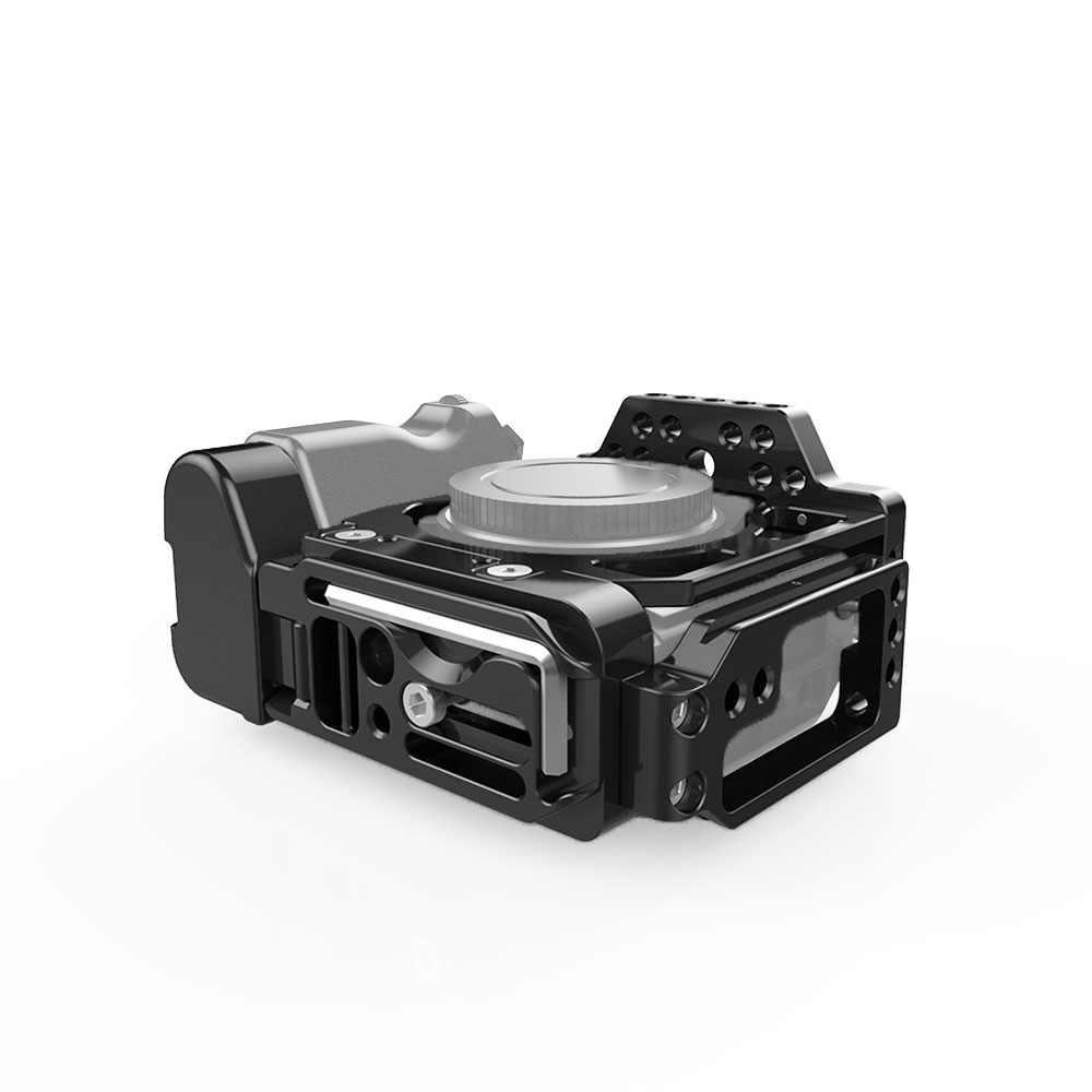 SmallRig a7iii Meia Gaiola com Arca L-Suporte de Placa para Sony A7III A7RIII Gaiola Com Arca de Liberação Rápida- swiss L Placa Kit-2236