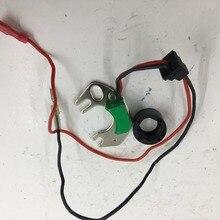 Комплект для преобразования электронного зажигания SherryBerg заменяет точки в 4-цилах для дистрибьютора Hitachi электрические комплекты подходят для Nissan