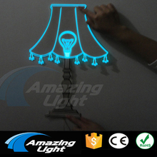 Newest design led lamp el backlight sheet el backlight panel el lighting panel el light paper