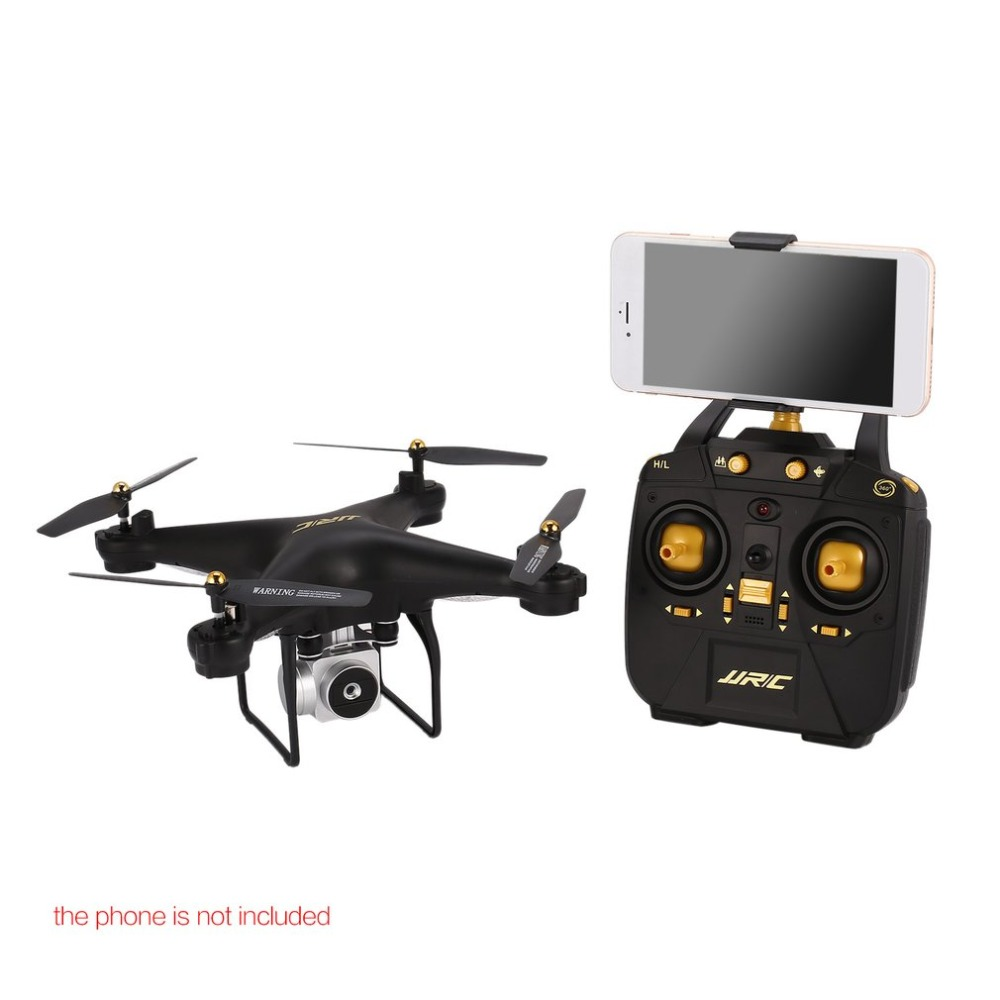 JJR/C H68 RC Drone 2.4G FPV RC Quadcopter Drone with 720P HD Camera Altitude Hold Headless Mode 3D-Flip 20mins Long Flight jjrc h68 rc drone with 720p hd camera 2 4g fpv rc quadcopter drone altitude outdoor hold headless mode 3d flip 20mins fly time