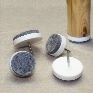 Image 1 - 12 30pcs Round No noise Furniture Table Leg covers Anti Slip chair feet protectors mat pads for chair legs bottom 20 22 24 28mm
