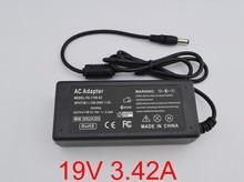 """1 個 19V 3.42A 電源充電器 # """"JBL"""" エクストリームポータブルスピーカー 65 ワット 19V 3A AC DC アダプタ"""