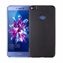 Huawei P9 Lite 2017 Case Carbon Fiber Soft Light and thin Cover For Huawei P9 Lite (2017) 5.2inch Phone Bag Case