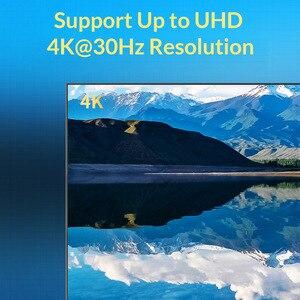 Image 3 - Unnlink HD mi スプリッタ 1X4 UHD4K @ 30Hz FHD1080P60 HD mi ため 4 で 1 LED スマートテレビモニタープロジェクター mi box3 ps4 xbox one コンピュータ