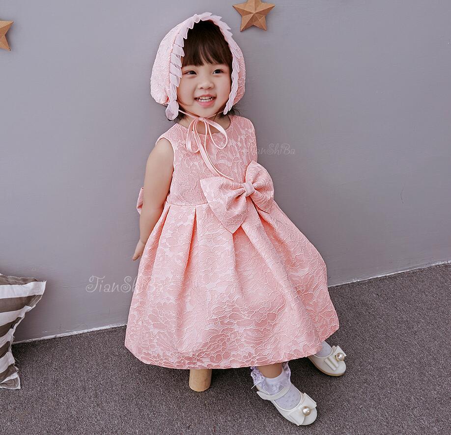 Tienda Online Vestido recién nacido para bebé niño bautizo tutú ...