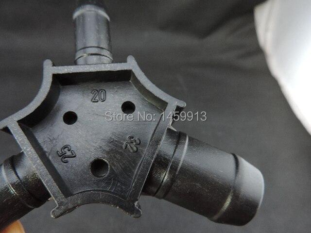 Высокое качество 20 мм / 25 мм / 32 мм / руководство PEX-AL ример PPR калибратор для сантехника трубы водопроводчик инструменты