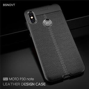 For Motorola One Power Case So