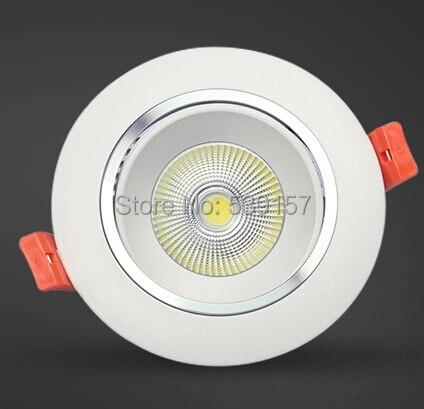 12 Вт 9 Вт удара Светильники потолочные светодиодные светильник расположенные огни теплый/холодный белый потолок Подпушка огни + Питание ...