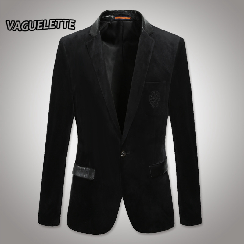 Online Get Cheap Mens Dress Suit Wedding Suits for Men Gold Black ...