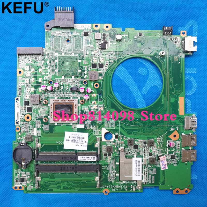 KEFU For HP 15Z-P 15P Laptop Motherboard 766713-501 766713-001 DAY23AMB6F0 A8-5545M CPU Mainboard 100% Tested Fast ShipKEFU For HP 15Z-P 15P Laptop Motherboard 766713-501 766713-001 DAY23AMB6F0 A8-5545M CPU Mainboard 100% Tested Fast Ship