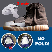 Shoes Shields Sneaker Toe cap Support Basketball shoes Prevent wrinkles folding Crease 2018 NEW AF1 KOBE Stereotype 2PIAR