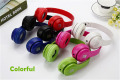 Fashion Stereo Headset Foldable Wired Headphone HIFI Bass HeadPhones Music Audio Casque With Mic For PC Computer Phone Headfone