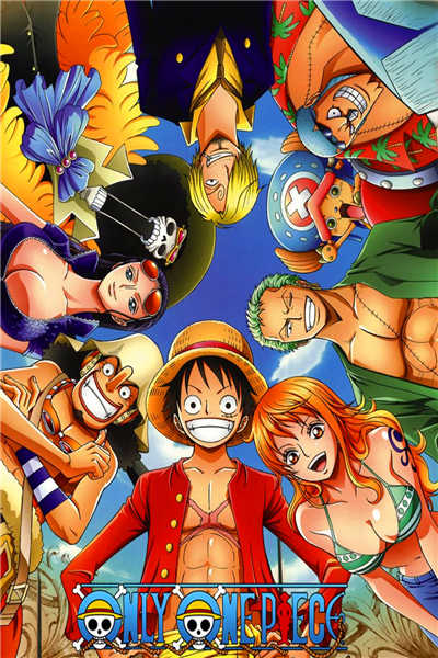 Custom Canvas One Piece Poster One Piece Anime Wall Stickers