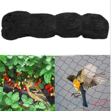 WHISM Firm Garden Anti Bird Netting Vegetables Flowers Fruit Plant Protection Chinlon Trellis Birds Pest Control Trap Nets