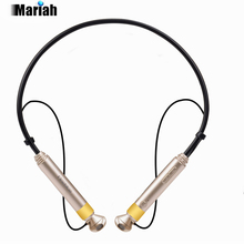 2017 fashion Fineblue FD600 Bluetooth Headset Stereo Anti-lost NFC Sport Headphones wireless sport headset for iphone samsung