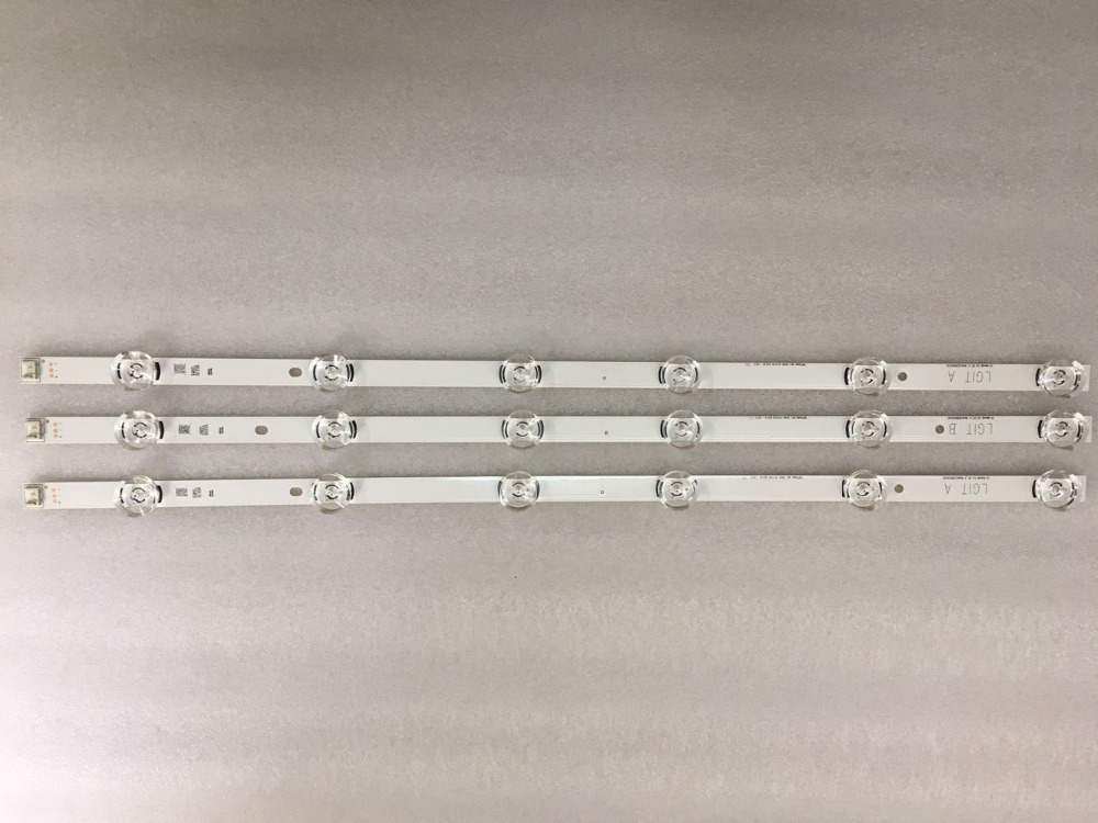 3x Led Backlight For Lg Innotek Drt 3.0 32_a/b 6916l-1974a 1975a 32mb25vq Lv320due 32lf5800 Sung Wei 55vo E74739 59cm 6 Lamps Online Discount Computer & Office
