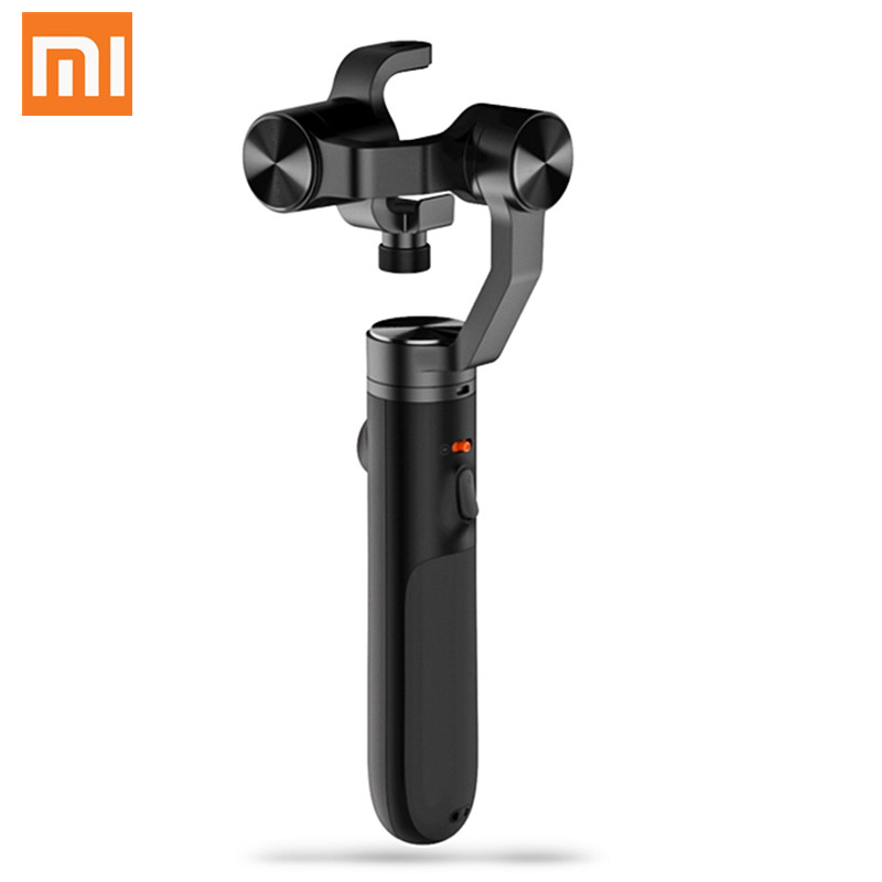 Xiaomi Mi Handheld Gimbal Action cam 3 Axis Brushless Gimbals Stabilizer for Mijia Mini Sports Camera with 5000mAh Battery цена