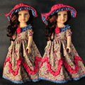 Retro Doll Dress For 18 Inch Alexander And American Girl Dolls