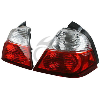 Left and Right Tail Light Turn Signals For Honda Goldwing GL1800 2006-2011 New 2 pcs left and right tail light for chevy for malibu 2011 2014 led tail light led light