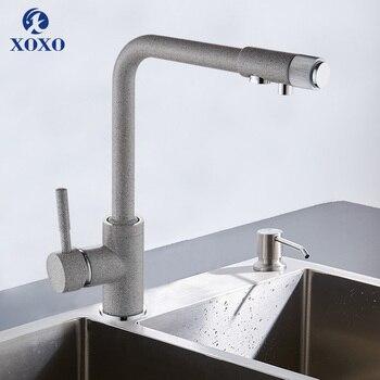 смесители для кухни | XOXO кухонные очистительные смесители фильтр для питьевой воды кухонный смеситель на бортике фильтр для чистой воды Кухонная затычка для рак...