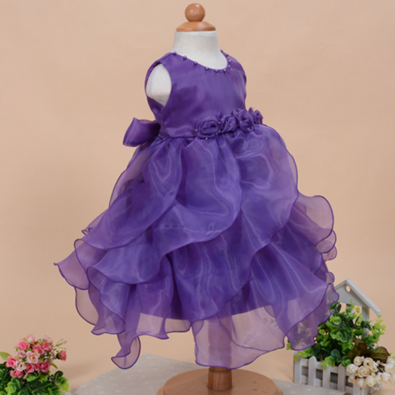 Colorful Party Baby Dresses Ensign - Wedding Dress Ideas ...