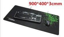De gran Tamaño Razer Goliathus Speed Edición Gaming Mouse Pad Mat Tamaño 900*400*3mm