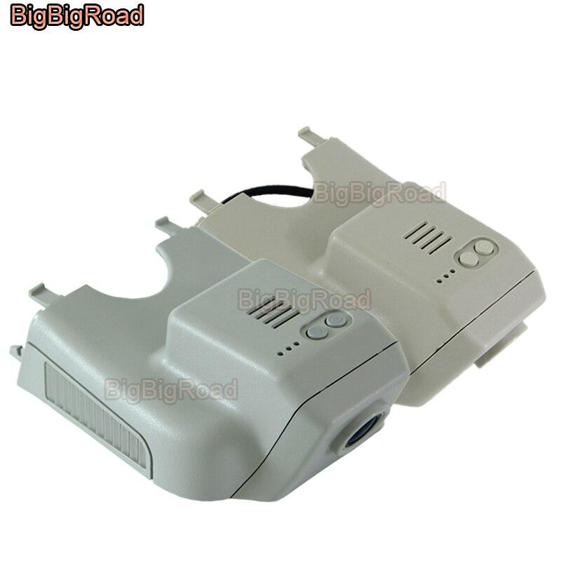 BigBigRoad pour Mercedes Benz ML M MB GL R classe ML W164 X164 W251 320 R350 R300 R400 2005 2006-2012 voiture Wifi DVR enregistreur vidéo