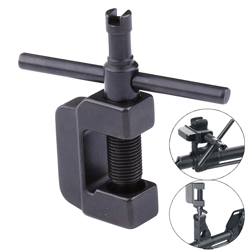 Tactical Military Airsoft Rifle Front Sight Adjustment Tool For Most AK 47 SKS 7.62x39mm Rifle Front Sight Adjustment Windage