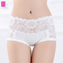 Lbellagiovanna Womens  Panties Seamless Transparent Sexy Lace Calcinha Briefs Panty Underwear Women boyshorts 8045