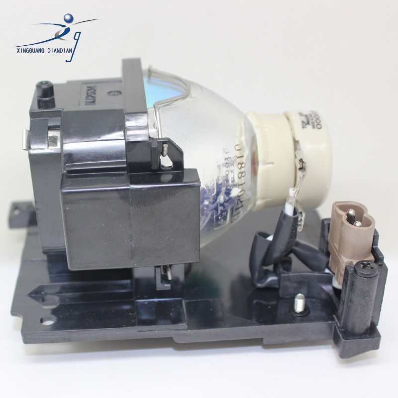 original DT01022 for HITACHI CP-RX78 CP-RX80W CP-RX80 ED-X24 CP-RX78W projector lamp with housing dt01151 projector lamp with housing for hitachi cp rx79 ed x26 cp rx82 cp rx93 projectors