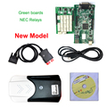 2015 R1 TCS cdp + 150 Новый VCI с NEC Реле udiag CDP Pro Plus obd2 для автомобиля и грузовик профессиональный диагностический инструмент сканер