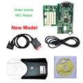 2015 R1 TCS cdp + 150 Novo VCI com NEC Relé udiag obd2 CDP Pro Plus para carro e caminhão profissional ferramentas de diagnóstico scanner