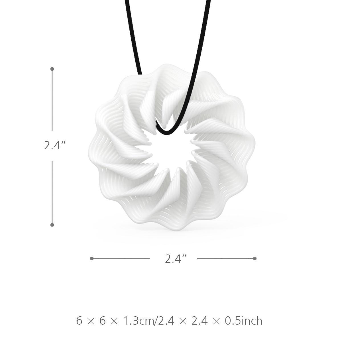 Tooarts Tomfeel 3D drukāto rotaslietu ritms Elegants modeļa kulonu - Mājas dekors - Foto 4