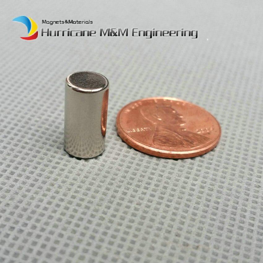 24-400 pièces NdFeB aimant N38 cylindre diamètre 7x13mm tige forte néodyme aimants terres rares Permanent laboratoire aimants NiCuNi