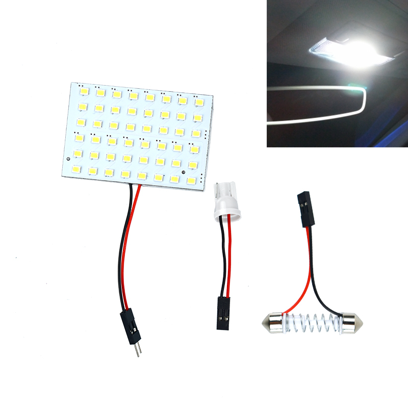 Universal car styling Auto Interior Interior <font><b>LED</b></font> bulbs Reading Lamp for <font><b>Peugeot</b></font> 406 408 <font><b>208</b></font> 301 3008 Suzuki Alto Liana ignis image